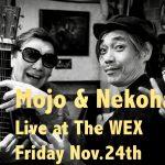 Mojo & Nekohachi 24th Nov.