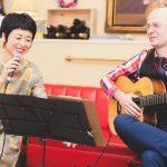 2月2日の金曜日は Classic Acoustic Duo