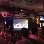 ラグビーワールドカップ 大画面で放映しています!
