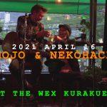 Mojo&Neko Plays Blues at The WEX